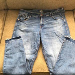 Ladies jeans, Old Navy